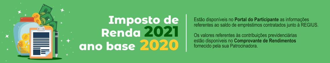Informe de Rendimentos 2021
